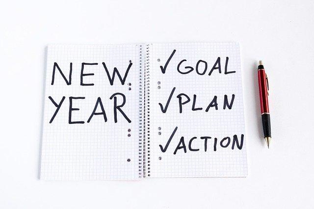 Image: new year mental health